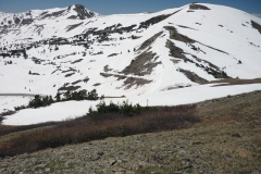 Noch viel Schnee