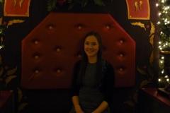 Santa Claus Sitz