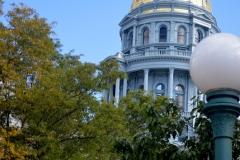 Kuppel des Kapitols