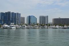 Blick auf Sarasota