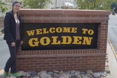 Welcome to Golden