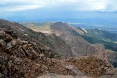 Straße zum Gipfel
