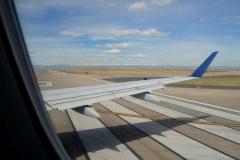Rocky Mountains im Hintergrund