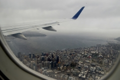 Blick auf Seattle