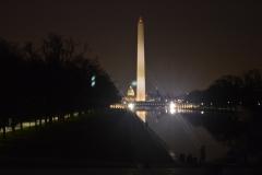 Washington Monument und Kapitol
